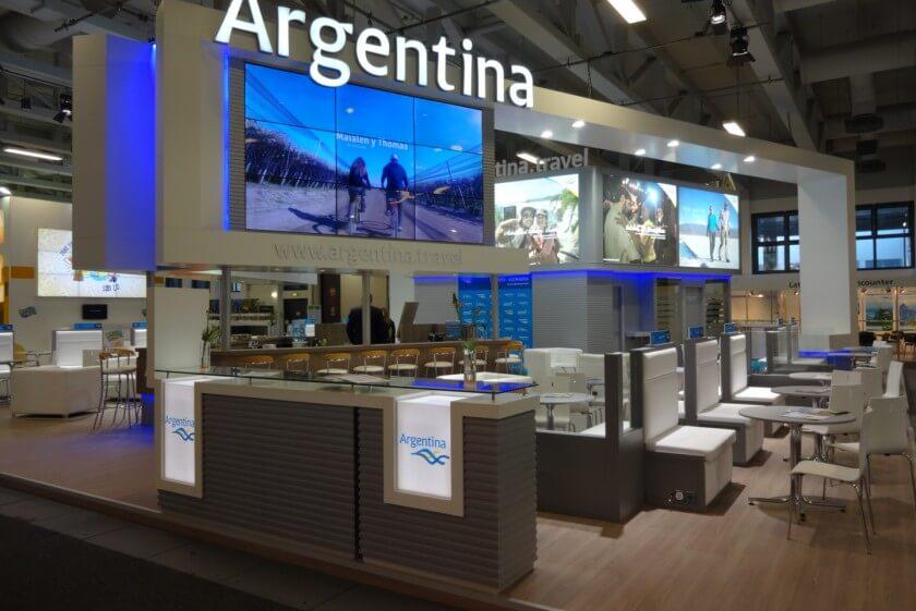 diseno stands argentina