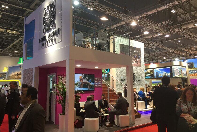 Feria internacional de turismo WTM Londres 2016